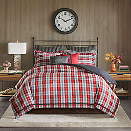 Willamsport Plaid Comforter Set