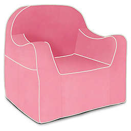 P'kolino® Reader Chair with White Piping