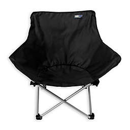 TravelChair® Company ABC Outdoor Folding Chair in Black