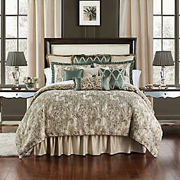 Waterford® Anora Reversible Comforter Set