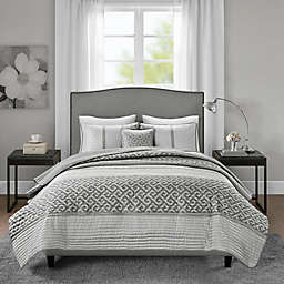 Madison Park Bennett Coverlet Set
