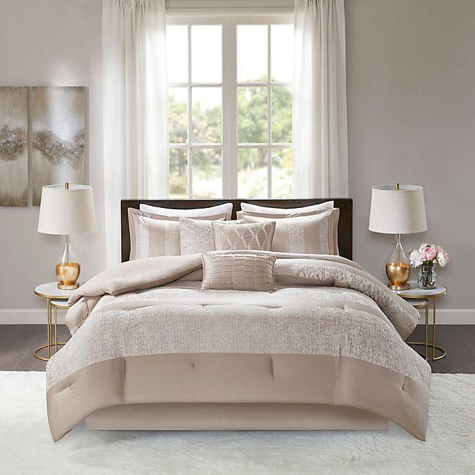 Alternate image 1 for Madison Park Ava Comforter Set