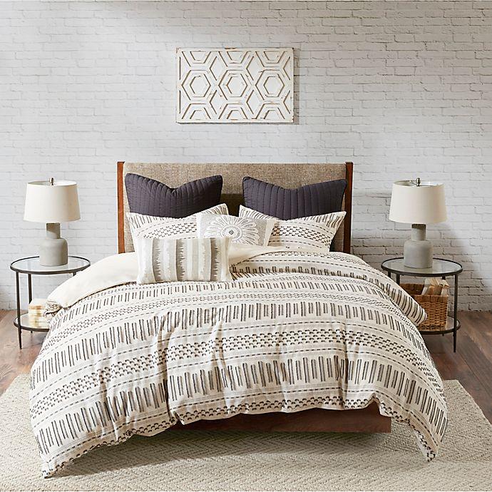 Alternate image 1 for INK+IVY Rhea 3-Piece Comforter Set