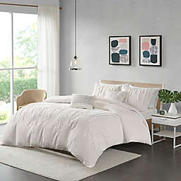 Urban Habitat Paloma Twin/Twin XL Comforter Set in Ivory