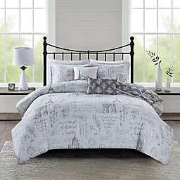 510 Design Marseille 5-Piece Reversible Comforter Set