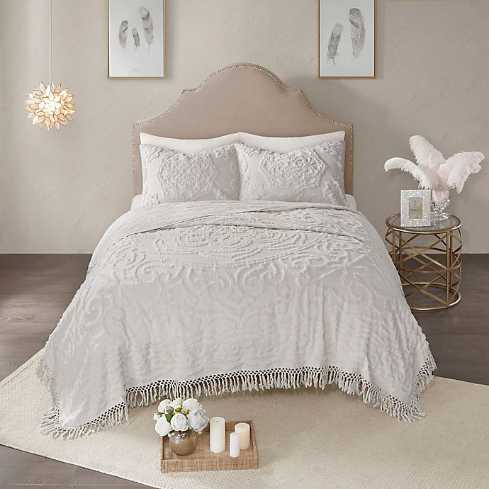 Alternate image 1 for Madison Park Laetitia Bedding Collection