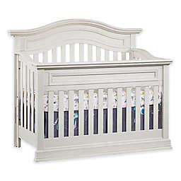 Oxford Baby Glenbrook 4-in-1 Convertible Crib in Grey/Graphite