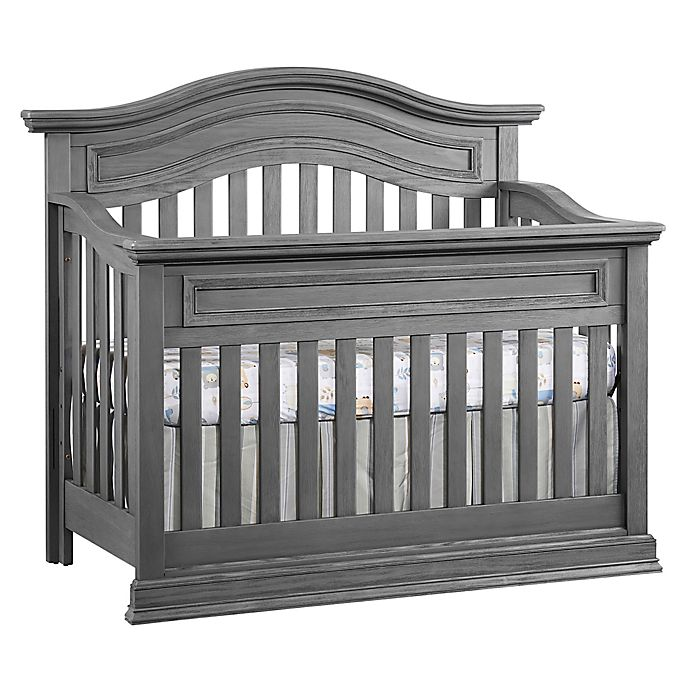 Alternate image 1 for Oxford Baby Glenbrook 4-in-1 Convertible Crib