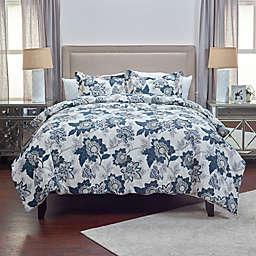 Rizzy Home Morrison Floral Comforter Set