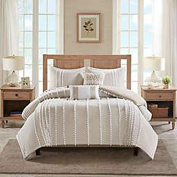 Harbor House® Anslee 3-Piece Reversible Duvet Cover Set