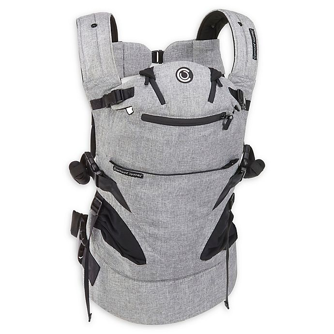 Alternate image 1 for Contours® Journey 5-in-1 Baby Carrier