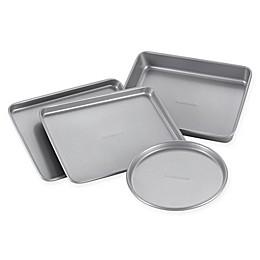 Farberware® 4-Piece Nonstick Toaster Oven Bakeware Set
