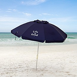 Life is Good® 7-Foot Round Canopy Umbrella