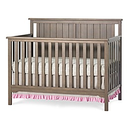 Child Craft™ Forever Eclectic™ Cottage Flat Top 4-in-1 Convertible Crib