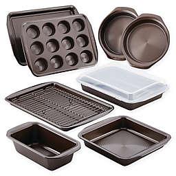 Circulon® Nonstick 10-Piece Bakeware Set in Chocolate