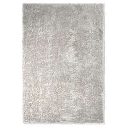 O&O by Olivia & Oliver™ Ambrosia 5' x 8' Shag Area Rug in Light Grey
