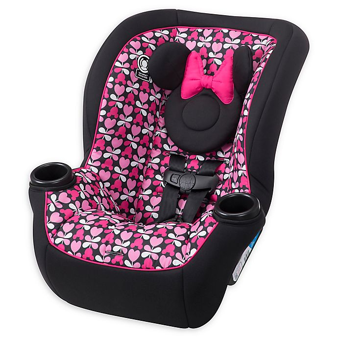 Alternate image 1 for Disney® Apt 50 Minnie Sweetheart Convertible Car Seat in Pink Hearts
