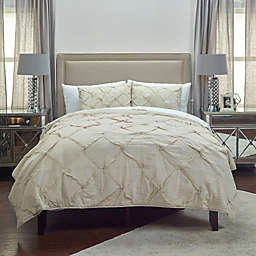 Rizzy Home Carrington Twin XL Quilt in Natural