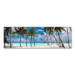 Colossal Images    Perfect Beach 18-Inch x 58-Inch Wall Art