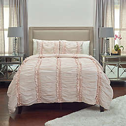 Rizzy Home Clementine Twin XL Quilt in Pink