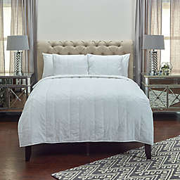 Rizzy Home Claire Twin XL Quilt in White