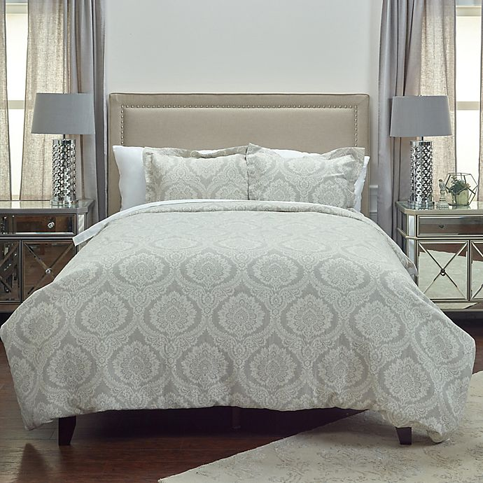 Alternate image 1 for Rizzy Home Isabella Duvet Cover