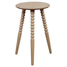Bee & Willow™ Home Turned Leg Accent Table in Wanut