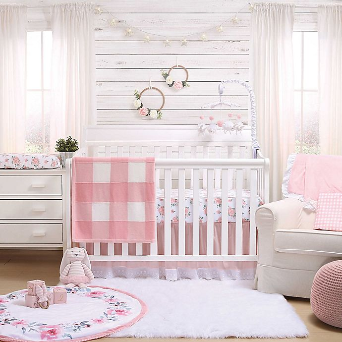 Alternate image 1 for The Peanutshell™ Farmhouse Crib Bedding Collection