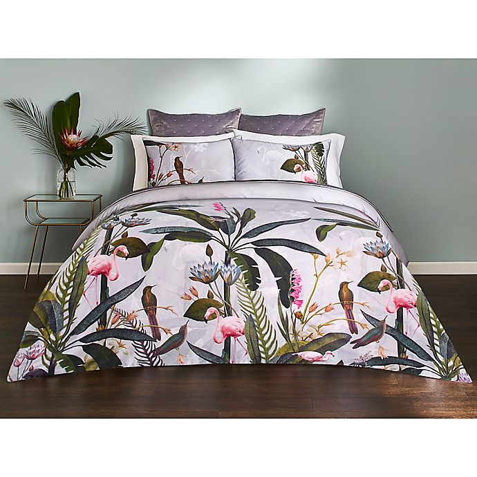 Alternate image 1 for Ted Baker London Pistachio Border Bedding Collection