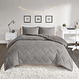 Intelligent Design Kai 3-Piece Reversible Comforter Set