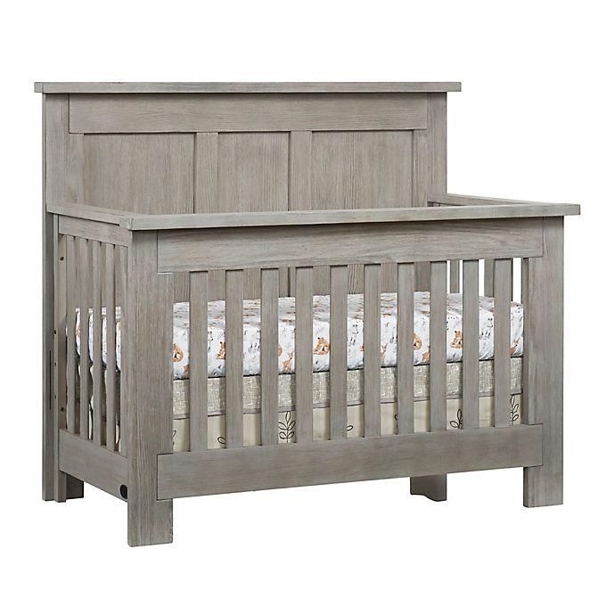 Alternate image 1 for Soho Baby Hanover 4-in-1 Convertible Crib in Oak/Grey