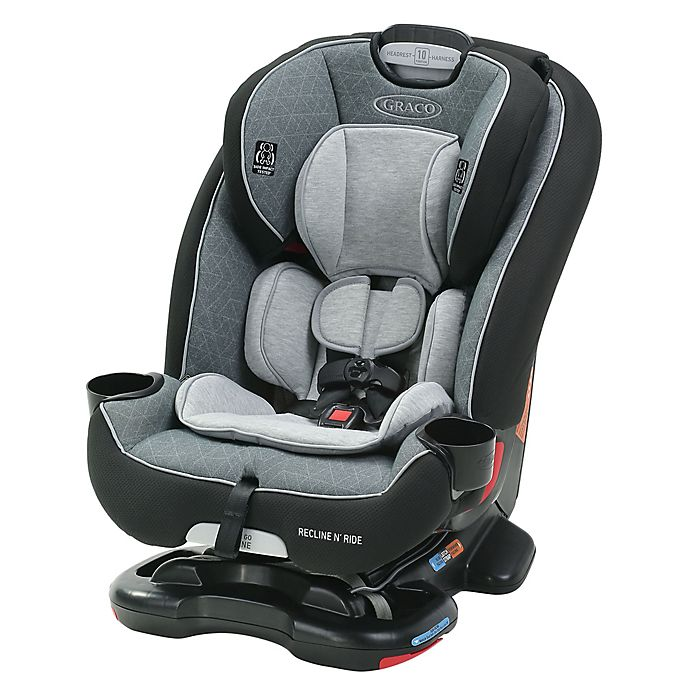 Alternate image 1 for Graco® Recline N' Ride™ 3-in-1 Car Seat featuring On the Go™ Recline