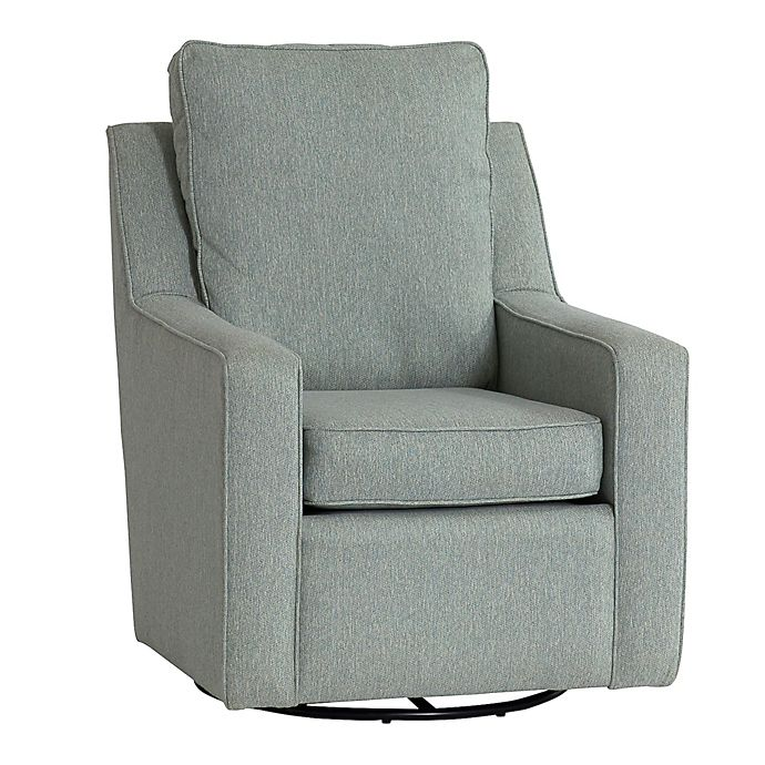 Alternate image 1 for The 1st Chair™ Ellis Swivel Glider Chair