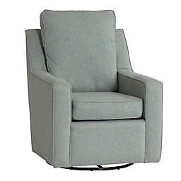 The 1st Chair™ Ellis Swivel Glider Chair