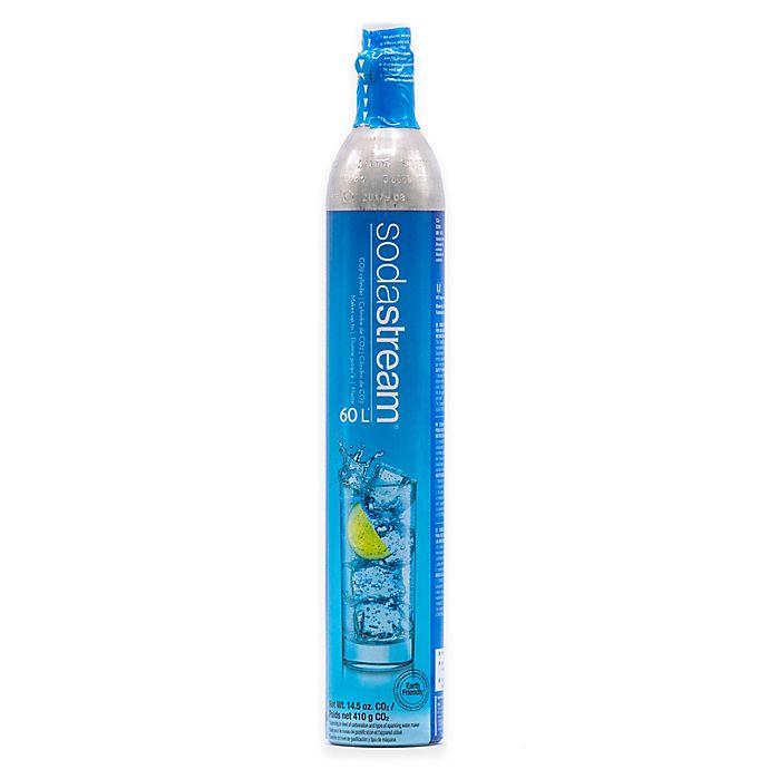 Alternate image 1 for SodaStream® 60-Liter Spare Carbonator Cylinder