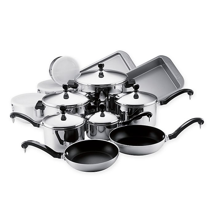 Alternate image 1 for Farberware® Classic Series™ II Cookware Collection