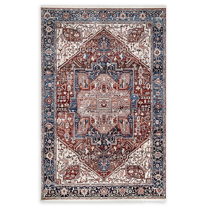 Alternate image 1 for nuLOOM Tribal Medallion Area Rug