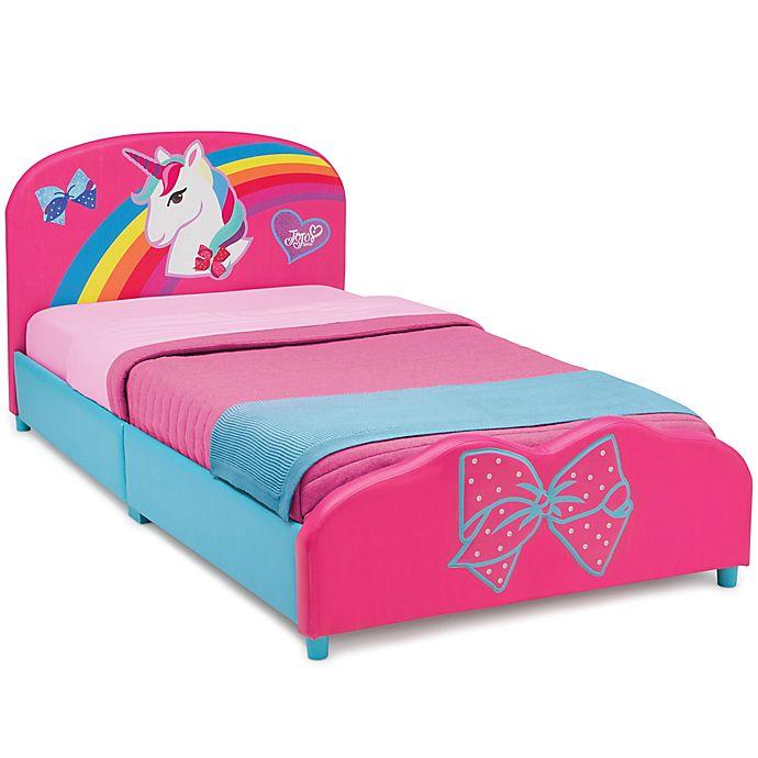 Alternate image 1 for Delta Children Nickelodeon™ Jojo Siwa Toddler Bed in Pink