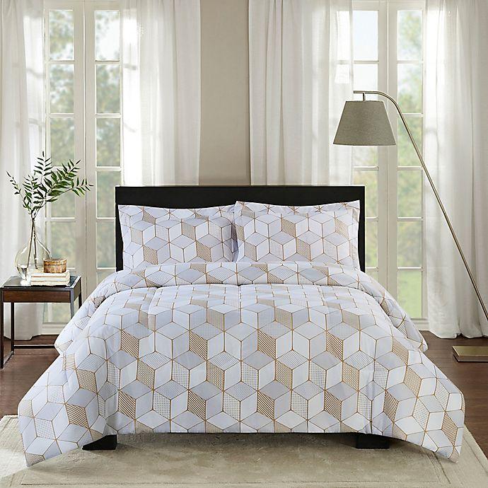 Alternate image 1 for Soho Reversible Comforter Set