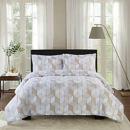 Soho Reversible Comforter Set