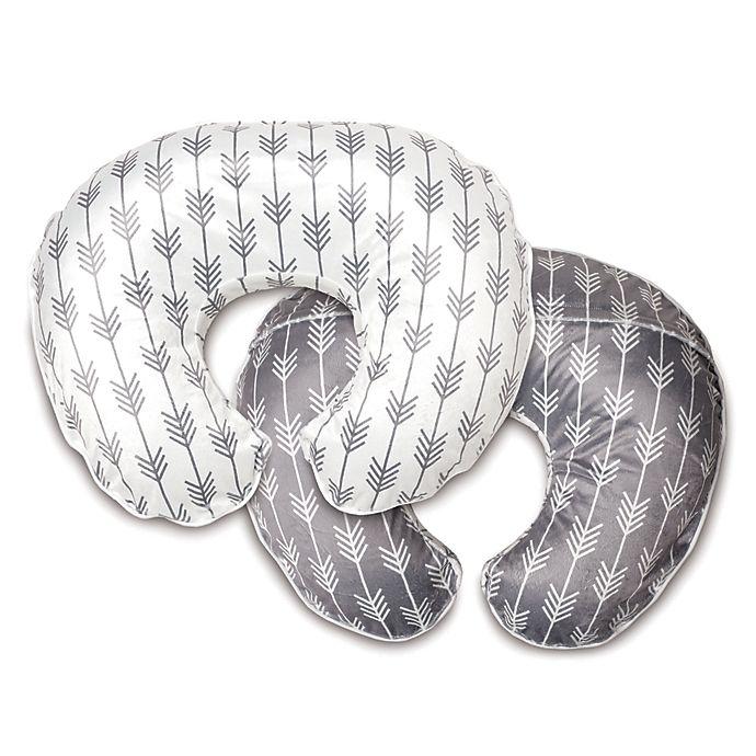 Alternate image 1 for Boppy® Boutique Nursing Pillow Cover in Boutique Pastel Animal Stripe