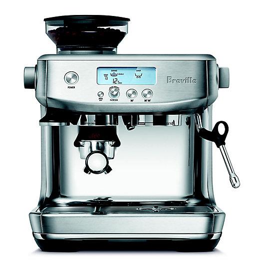 Alternate image 1 for Breville® Barista Pro™ Stainless Steel Espresso Maker