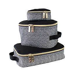 Itzy Ritzy® 3-Piece Pack Like A Boss Packing Cubes