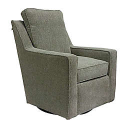 The 1st Chair™  Ellis Swivel Glider in Sheep