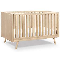 Ubabub Nifty Timber 3-in-1 Convertible Crib in Natural Birch