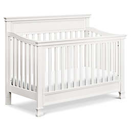 Foothill 4-in-1 Convertible Crib in Cloud Gray