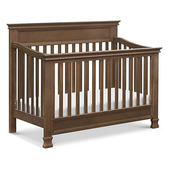 Alternate image 1 for Million Dollar Baby Classic® Foothill 4-in-1 Convertible Crib in Mocha