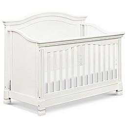 Million Dollar Baby Louis 4-in-1 Convertible Crib in White
