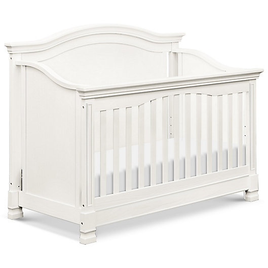 Alternate image 1 for Million Dollar Baby Classic Louis 4-in-1 Convertible Crib in White