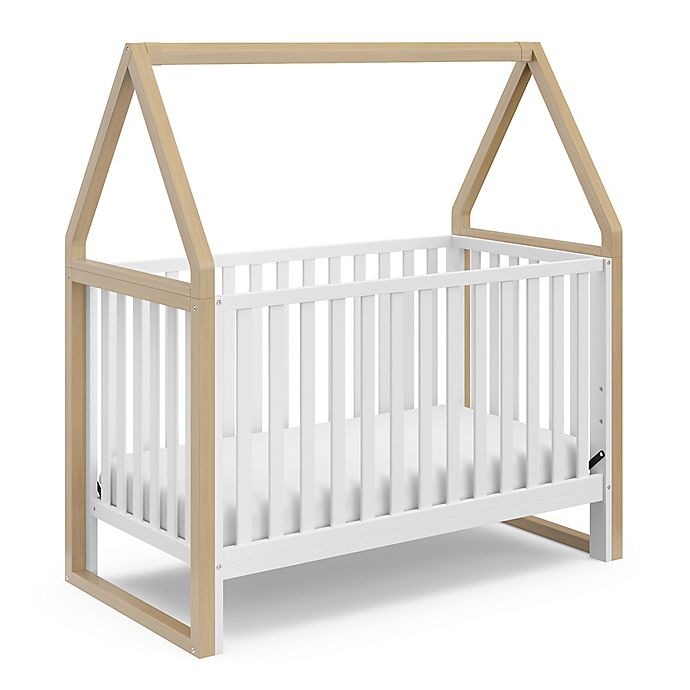 Alternate image 1 for Storkcraft™ Orchard 5-in-1 Convertible Crib in Driftwood